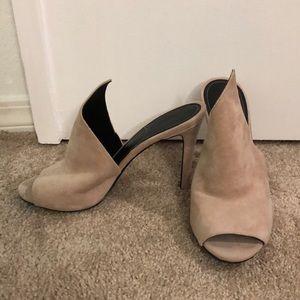 Kendall + Kylie Nude heels
